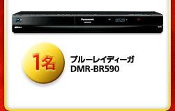 ブルーレイディーガ DMR-BR590 1名